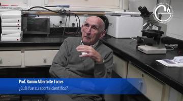 Entrevista Profesor Ramón De Torres