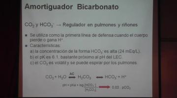 Fisiología 2020. Equilibrio Acido Base.